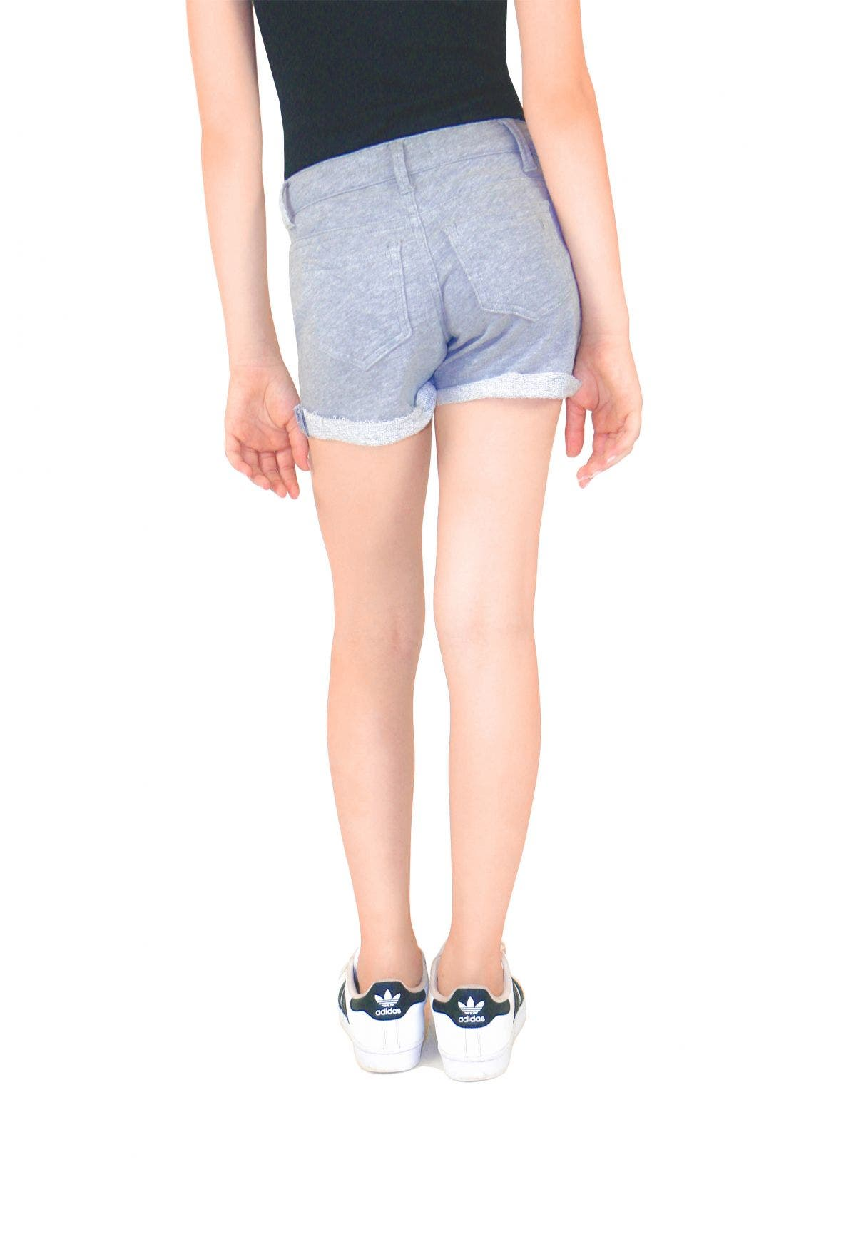 Tractr Girl French Terry Short