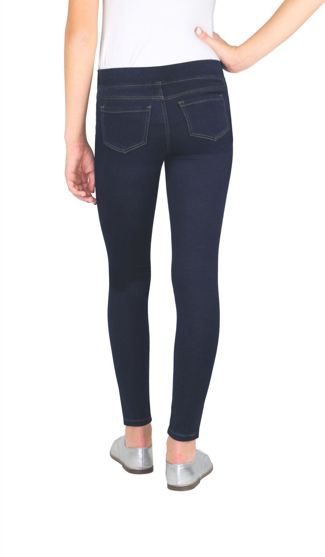 Tractr Girls Pull On Mid-Rise Jegging [Best Seller]