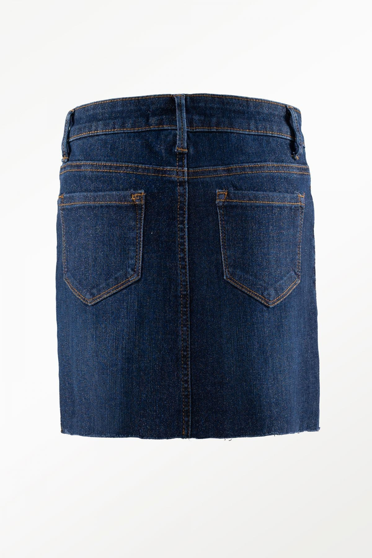 Lisa Lurex Mini Skirt