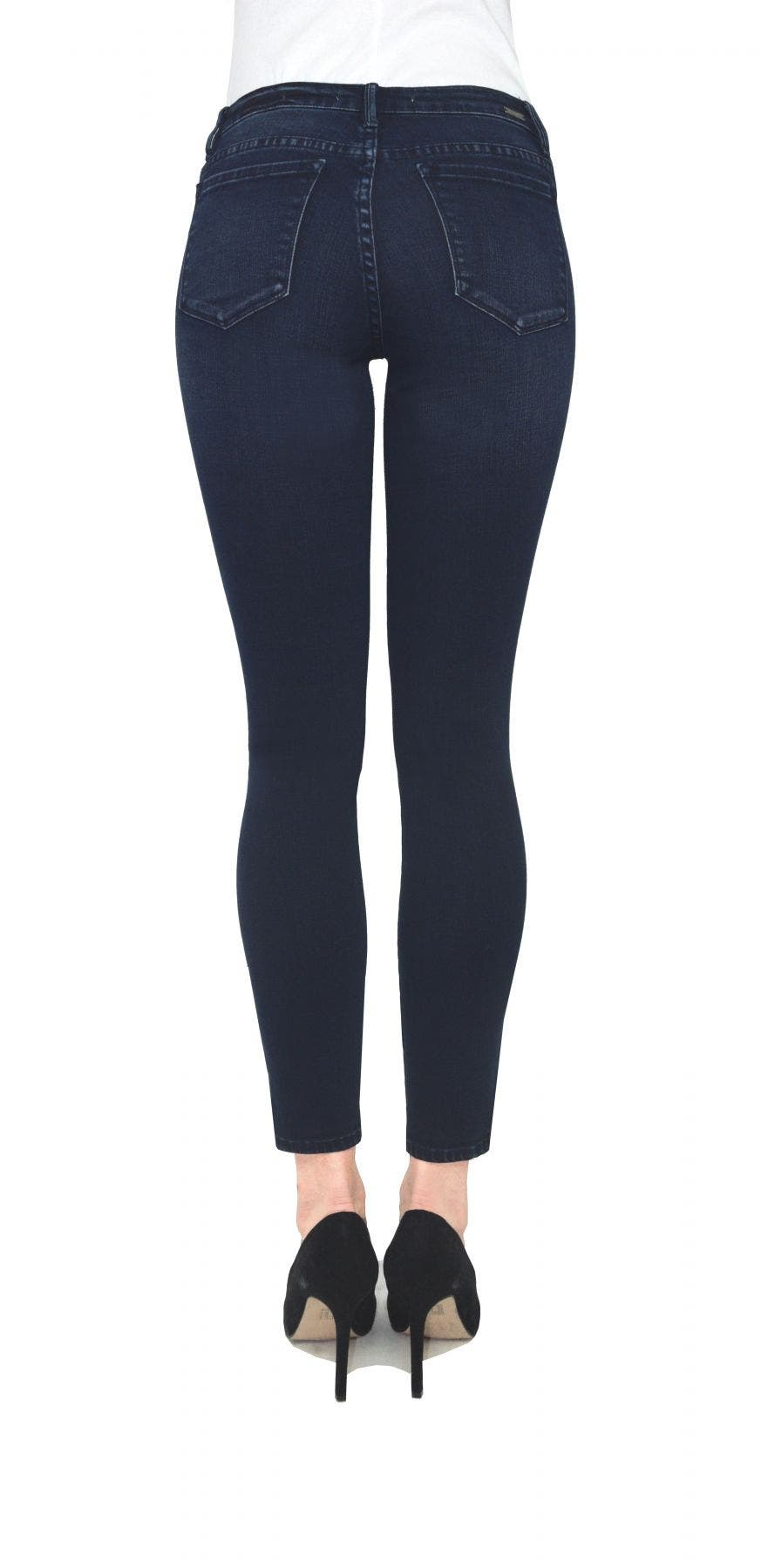 Tractr Jeans 5 Pocket Mid-Rise Skinny