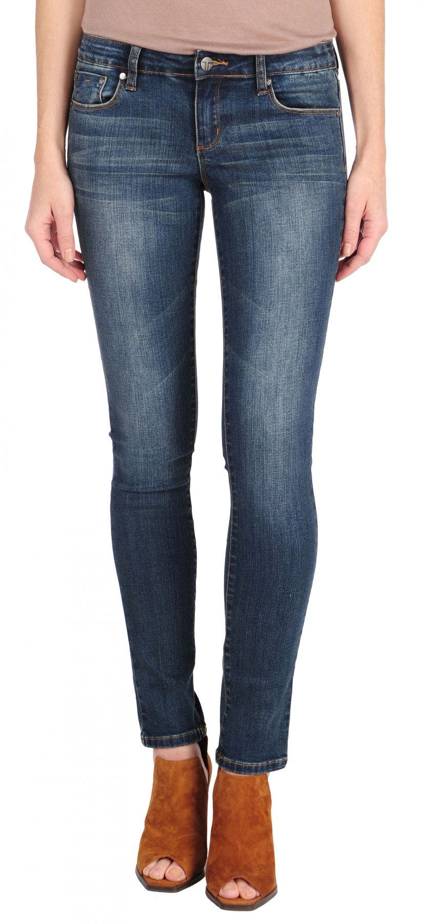 Tractr Jeans Mid-Rise Skinny