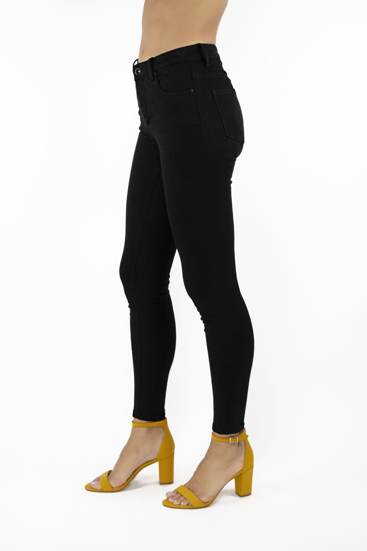 Tractr Blu Julia High-Rise Skinny