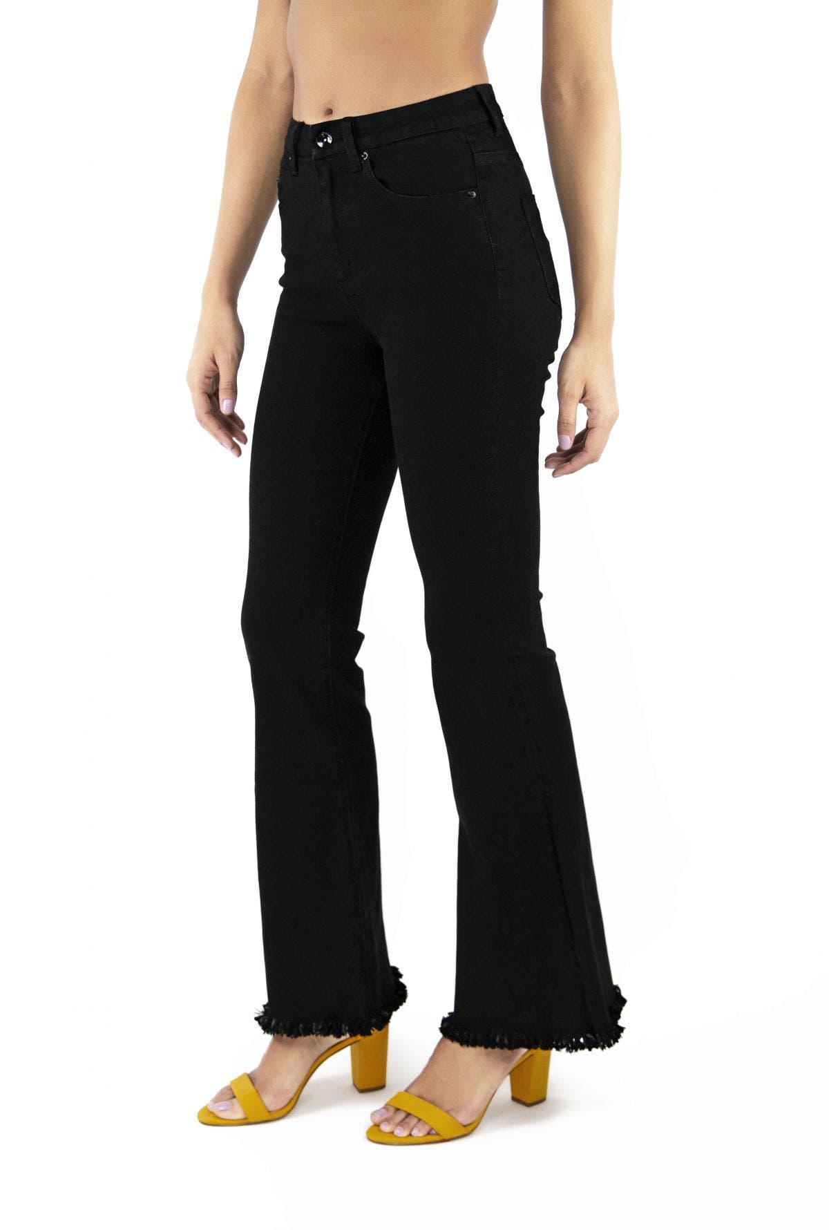 "High Rise Sexy Flare 31"" Inseam"