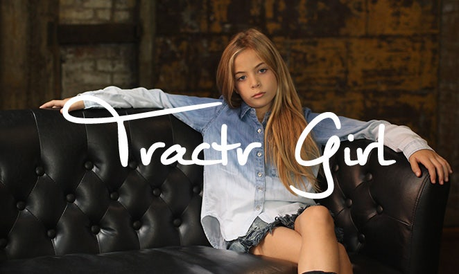 tractr girls collection