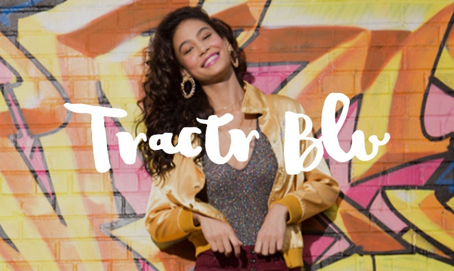 tractr blu collection